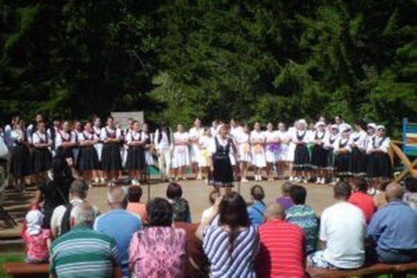 Kysucký skanzen bude dnes patriť folklóru.