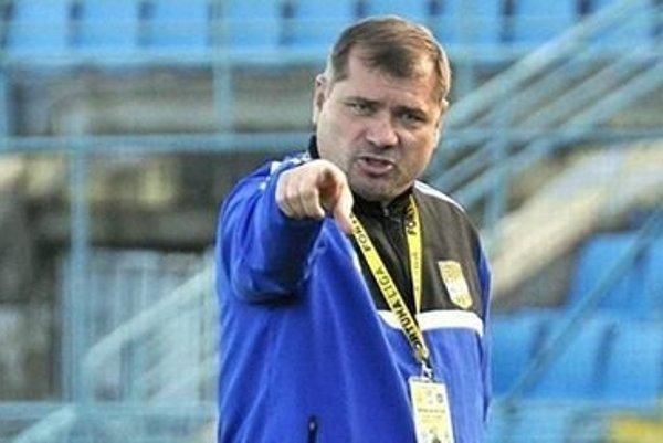 Mikuláš Radványi sa vracia na slovenskú futbalovú scénu. Bude viesť Myjavu.