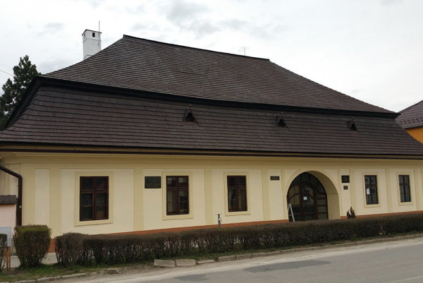 Múzeum Prvého slovenského gymnázia.