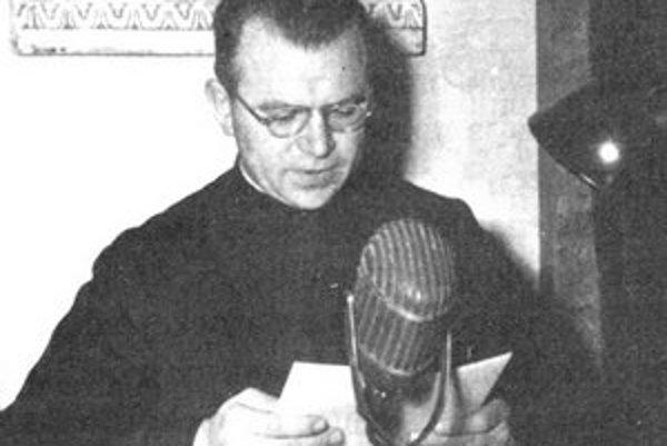 Pavol Bajan, rodák z Podlužian, bol prvým hlásateľom Vatikánskeho rozhlasu.