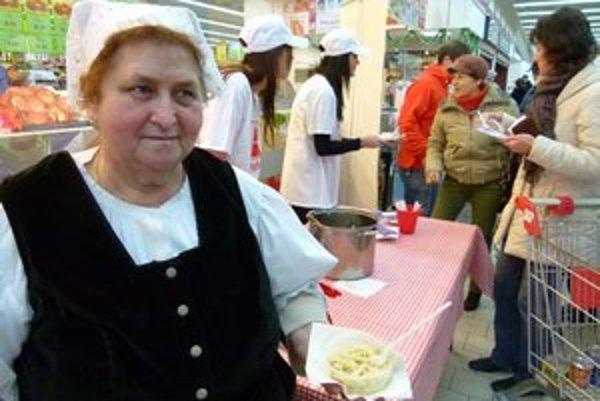 Regionálna špecialita Anny Zorvanovej z Pukanca je vo finále televíznej súťaže vo varení.