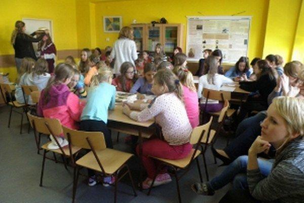 Medzinárodný deň školských knižníc v Štefanove.