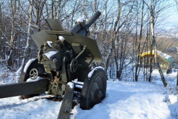 Ilustračné foto. Prírodné múzeum zbraní Skároš.