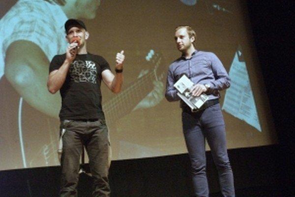 Janko Slezák (vľavo).