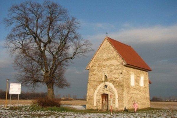 Kostol sv. Margity Antiochijskej.
