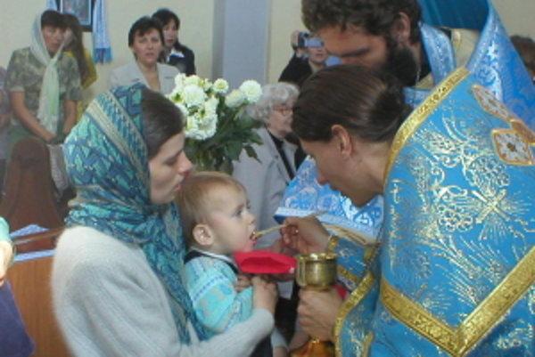 Chrám bude slúžiť všetkým pravoslávnym veriacim.