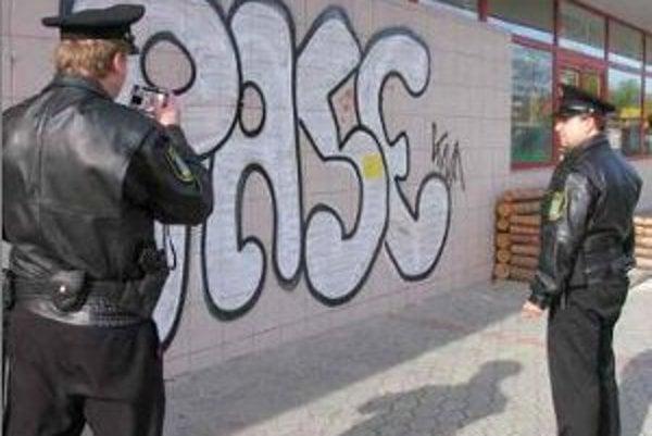 Nový náčelník chce prísnejšie zasiahnuť proti vandalom.