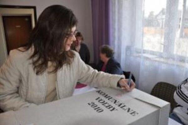 Voľby poslancov v Jablonici sú neplatné.