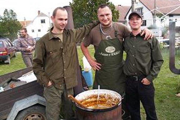 Poľovníci z Plaveckého Mikuláša neobhájili minuloročné prvenstvo.