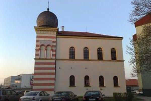 Synagóga v Malackách je súčasťou veľkého aj malého turistického okruhu.
