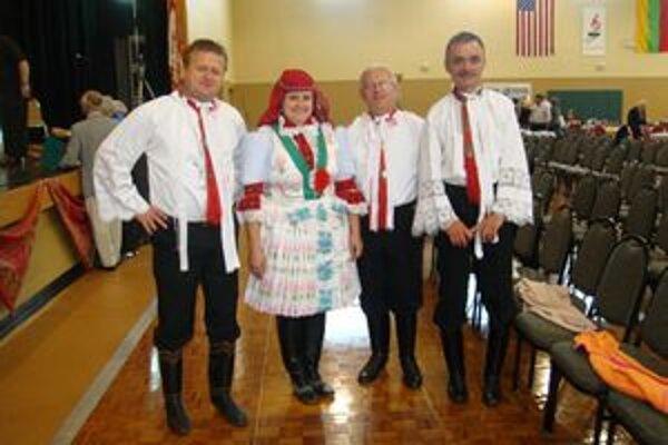 Na hodovej zábave v Kútoch zahrá dychová hudba z moravského Lanžhota.