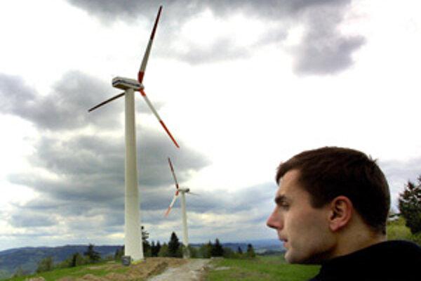 Na Záhorí a na Myjave je niekoľko zámerov na budovanie veterných elektrární.