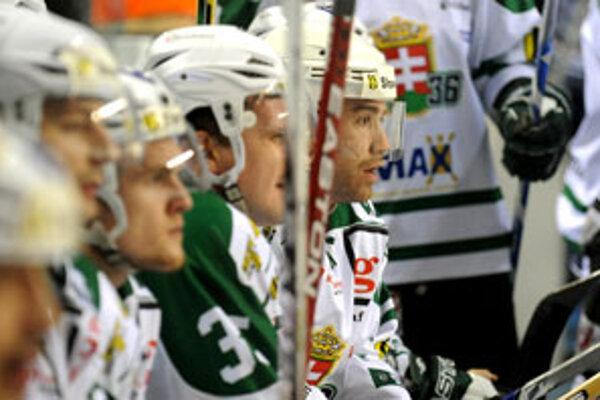 Žigmund Pálffy zaznamenal proti Banskej Bystrici tri asistencie.
