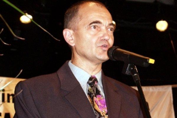 Manažér AŠK Grafobal Skalica Zdeněk Zalubil (sám bývalý vynikajúci maratónec) mal z titulu svojich zverencov veľkú radosť.