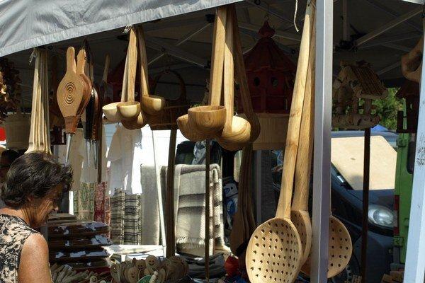 Symbolom porciunkulového jarmoku bývali varešky.