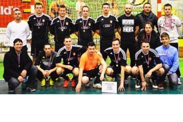 Druhé mužstvo 19. ročníka OFL Altrax.