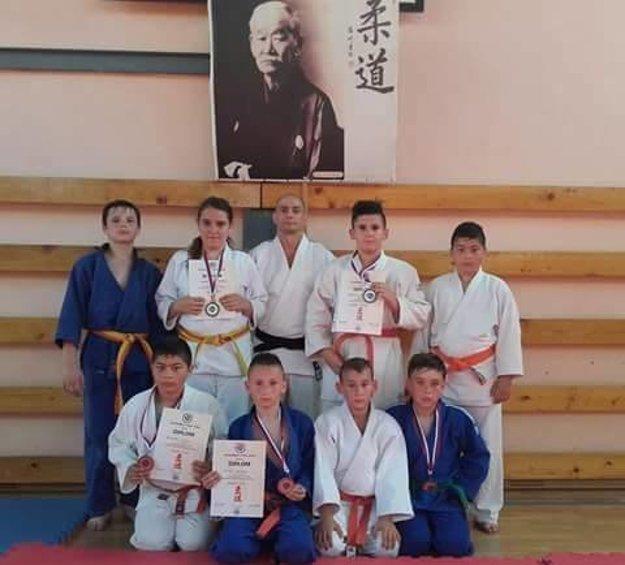 Výprava Katsuda na národnom šampionáte v Žiline.
