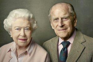 Starší portrét kráľovského páru.