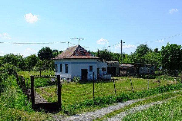 Lesna destka skolka pri lesoparku Berek.