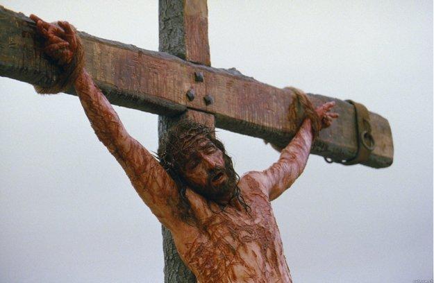 Vo filme Umučenie Krista vsadil na explicitné násilie.