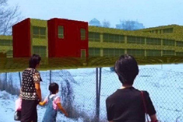 Vizuál budúcej škôlky sa realizovať nebude.