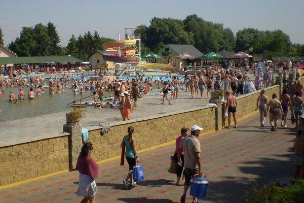 Podhájska bola jedným z najnavštevovanejších regiónov.