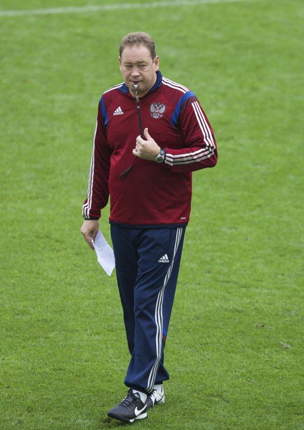 Leonid Sluckij je úspešným trénerom.