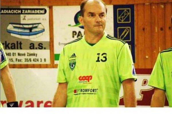 Emil Mokrýš hral extraligu po deviatich rokoch.
