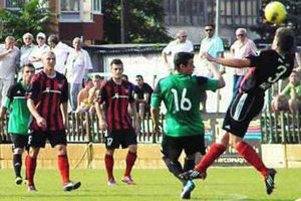 Zápas proti Trnave B veľa naznačil. FKM má vo svojej mládeži perspektívu.