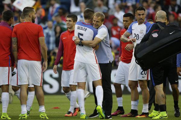 USA postúpilo do semifinále Copa América.