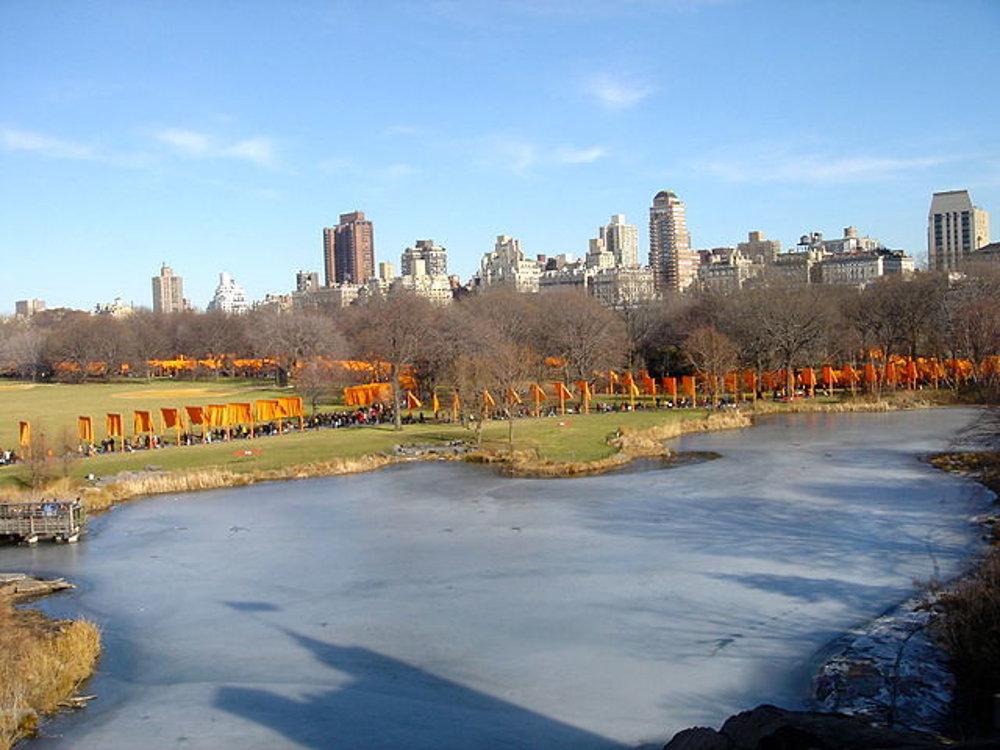 Brány v Central Parku, 2005.