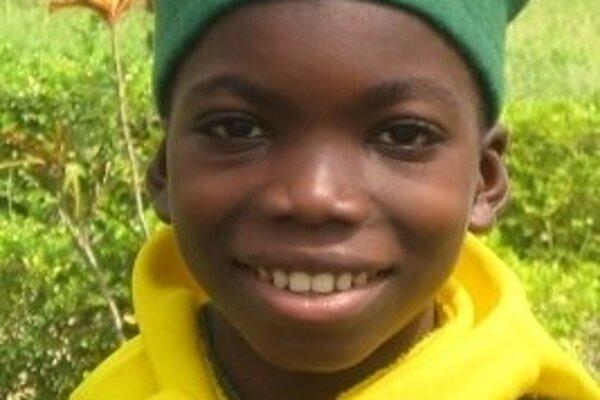 """""""Adoptovaný"""" spolužiak z Afriky."""