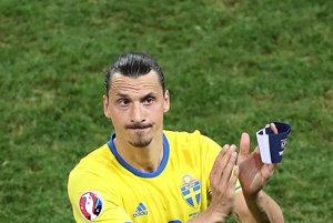 Zlatan Ibrahimovič v lete 2016 ukončil reprezentačnú kariéru.
