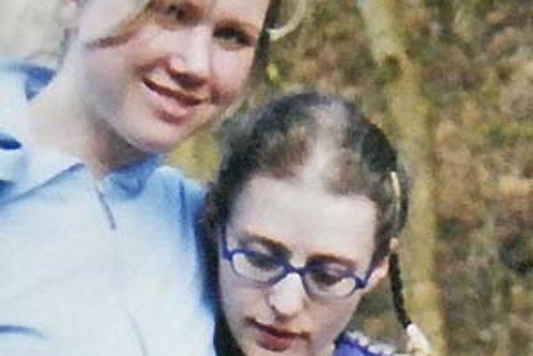Kateřina Mauerová s Barborou.