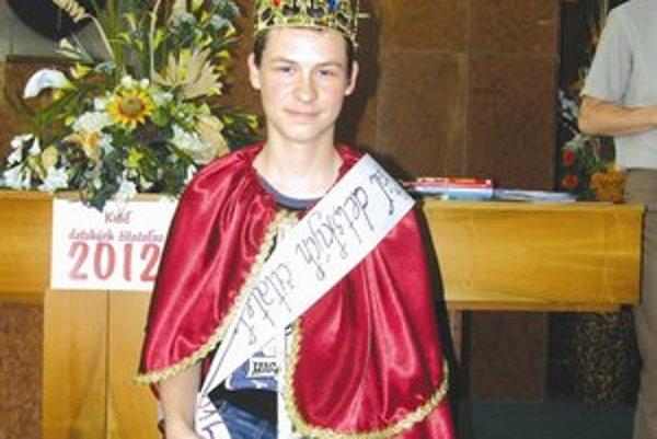 Kráľ detských čitateľov Dean Pravňan.