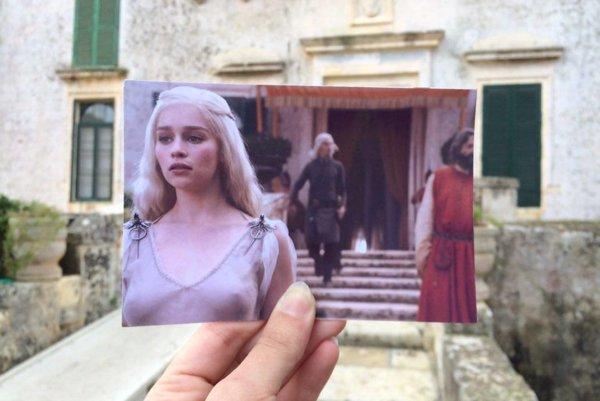 Spraviť si fotografiu z miesta nakrúcania Hry o tróny, je snom každého filmového turistu. Táto je z Malty.