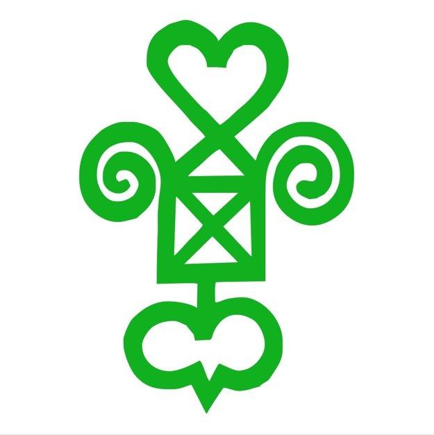 Nové logo. Symbolom folklórnych slávností je od tohto ročníka pravnianska výšivka.