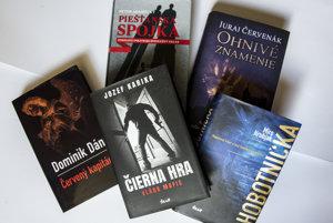 Slovenský čitateľ sa konečne dočkal pestrej ponuky detektívok.