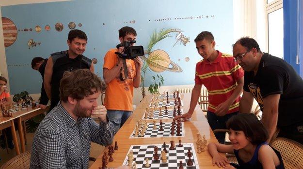 Víťazné ťahy Agátky proti splnomocnencovi vo finále.