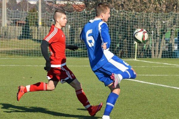 Futbalisti Šale a Nededu stále nevedia, v ktorej súťaži budú v novej sezóne hrať. Snímka je zo zimnej prípravy.