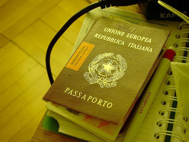 Taliansky pas.