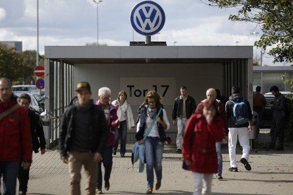 Podvádzanie Volkswagenu najviac zasiahne tie krajiny, ktoré sú od automobilového priemyslu závislé.