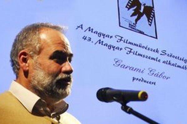 Producent Gábor Garami.