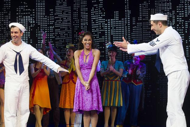 New York - premiéra známej baletky Misty Copeland na Broadway
