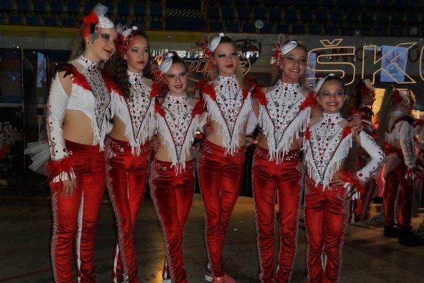 Cherry on top- vicemajsterky v spolupráci so žilinskými Lentilkami.