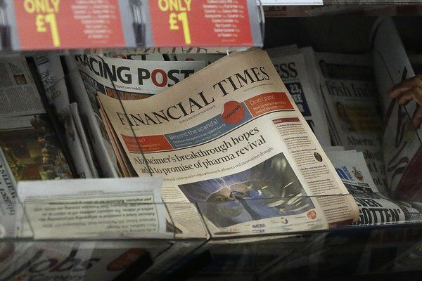 Pearson predal najskôr Financial Times, teraz aj Economist.