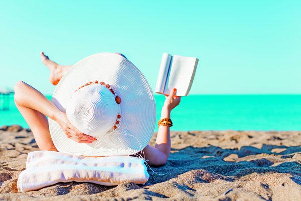 Čítať sa dá kdekoľvek.