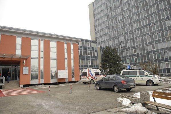 Nemocnica v Šaci. Otvorila nové priestory už aj na košickej Žriedlovej ulici.
