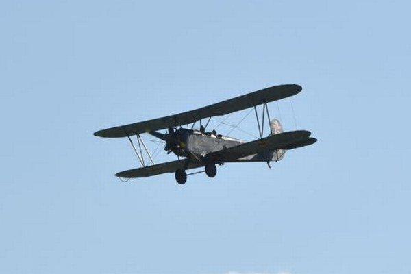 Na snímke lietadlo Polikarpov Po-2.