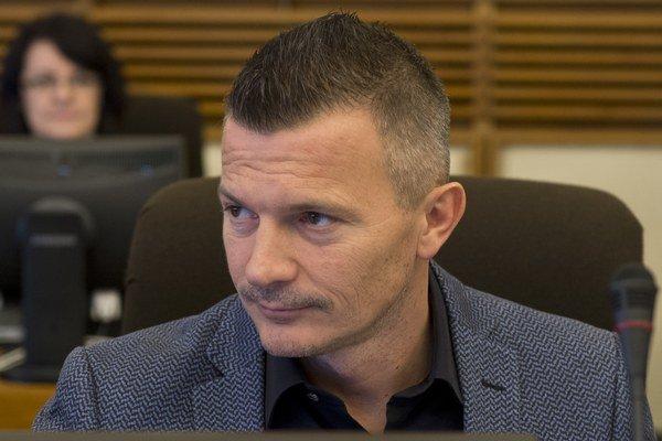 Minister dopravy Ján Počiatek.